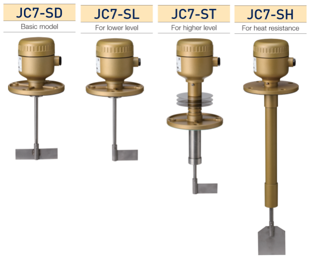 JC7 paddle Level switch.png