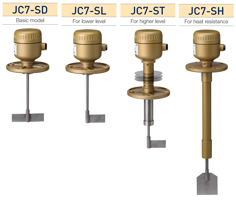 JC7 paddle Level switch Parker.png