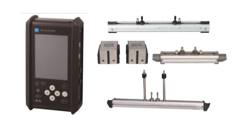 Fuji FSC Portable Ultrasonic FLow Meter