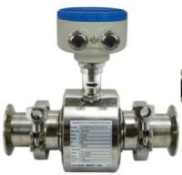 sanitary flowmeter